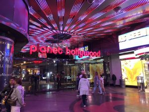 Planet Hollywood em Las Vegas