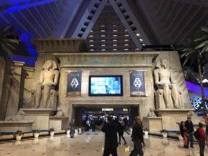 The Luxor em Las Vegas