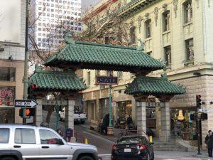 Chinatown é uma das atrações de San Francisco