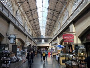 Ferry Building Market em San Francisco
