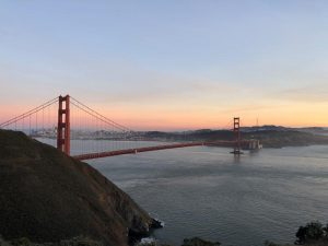 Golden Gate Bridge em San Francisco