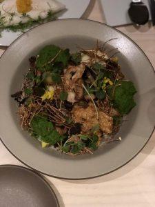 O In Site tem boas opções para comer em San Francisco