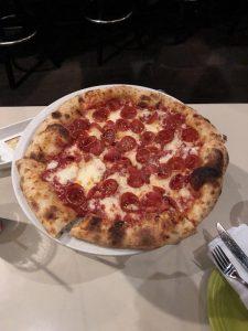 O Tonny's é uma boa opção de pizza para comer em San Francisco