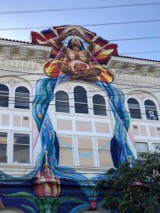 Women's Bulding Mission é das atrações de San Francisco pela representatividade e beleza