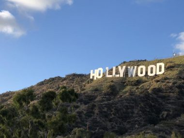 Hollywood Sign em Los Angeles