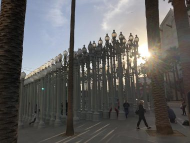 LACMA - Urban Light