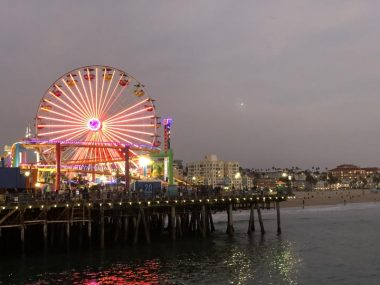 Roda Gigante Santa Monica