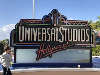 Universal Studios Hollywood_Placa
