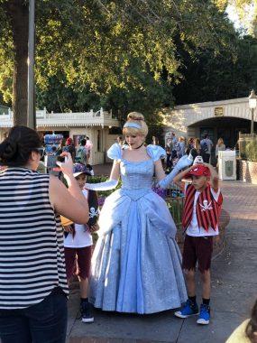 Cinderella Disney Califórnia