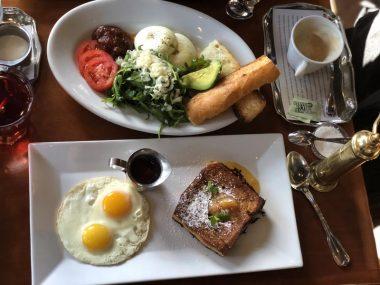 breakfast La Bicyclette