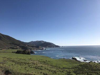 paisagem carmel california