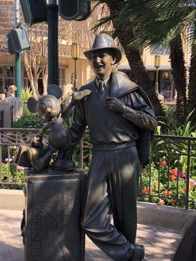 Walt Disney e sua criação, Mickey Mouse