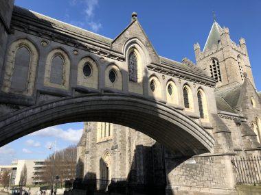 Ligação do Dublina e da Christ Church