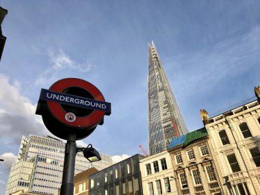 O símbolo do Underground