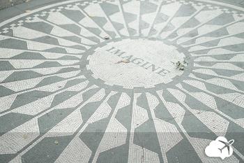 Central Park homenagem John Lennon