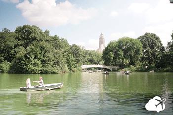 Central Park atração de Nova York