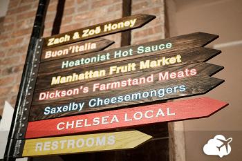 Chelsea Market Nova York
