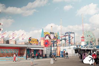 Coney Island Brooklyn NY