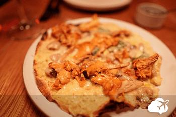 Prato do restaurante Cosme em Nova York