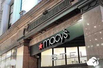 Macy's maior loja de departamento do mundo NYC