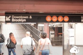estação de metrô de Nova York