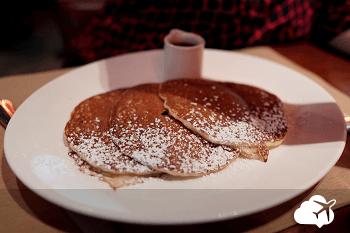 Café da manhã Pershing Square Nova York