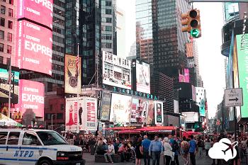 times square em NYC