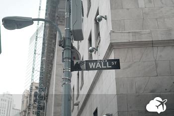 wall street distrito financeiro nova york